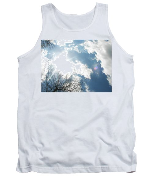 Tank Top featuring the photograph Imagination by Pamela Hyde Wilson