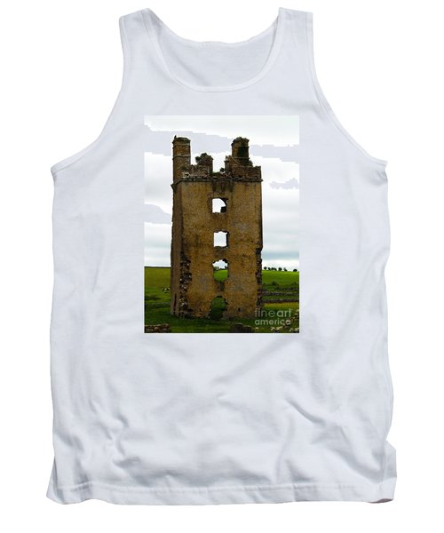 Ireland- Castle Ruins II Tank Top