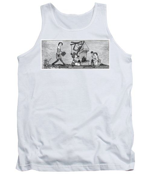 Iron Workers, C1340 Tank Top