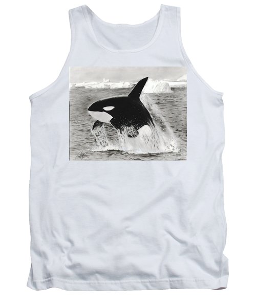 Killer Whale Tank Top