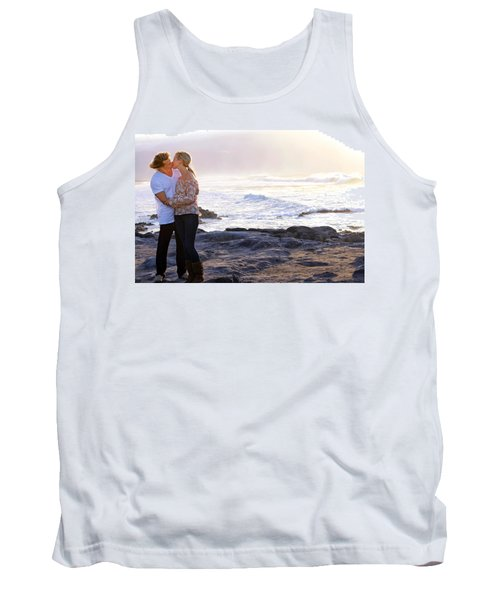 Kissed By The Ocean Tank Top