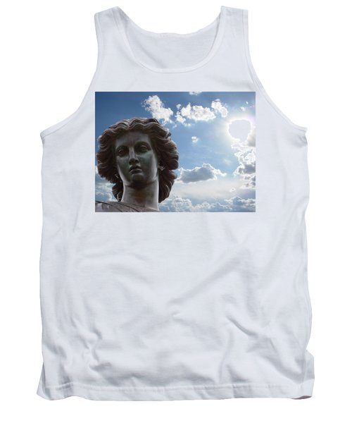 Lady Of The Waters Tank Top by Sarah McKoy