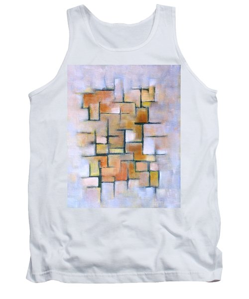 Line Series Tank Top by Patricia Cleasby