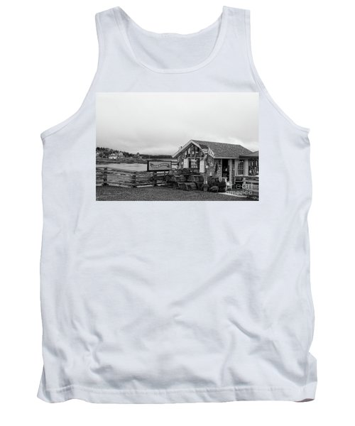Lobster House Bw Tank Top