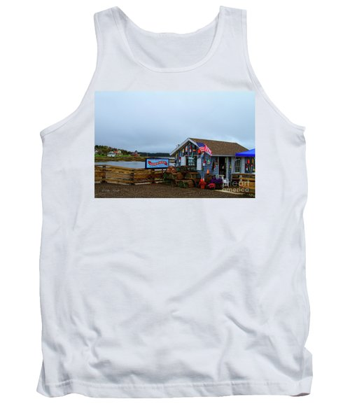 Lobster House Tank Top