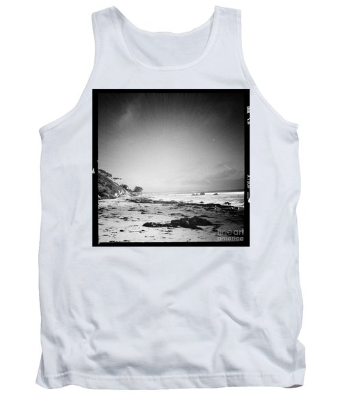 Tank Top featuring the photograph Malibu Peace And Tranquility by Nina Prommer