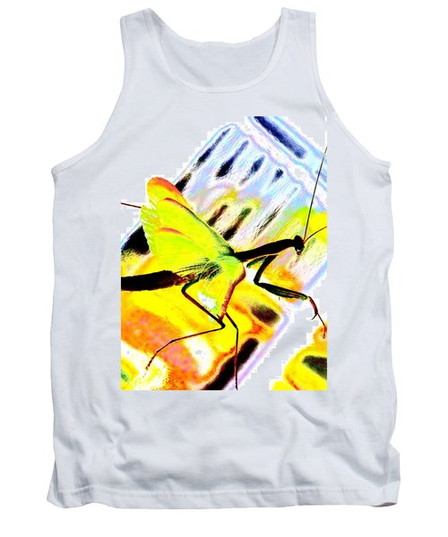 Mantis Tank Top by Xn Tyler