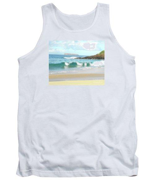 Maui Hawaii Beach Tank Top