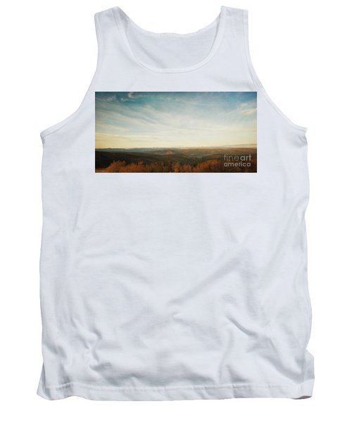 Mountains As Far As The Eye Can See Tank Top