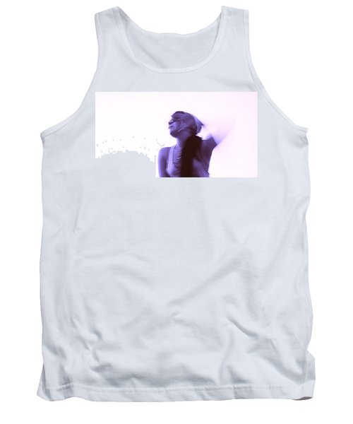 Tank Top featuring the photograph Movement by Blair Stuart