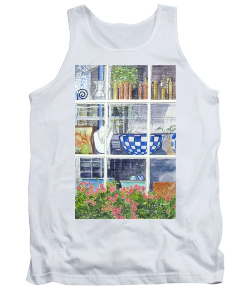 Nantucket Shop-lecherche Midi Tank Top