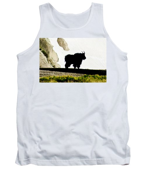 Nature's Silhouette Tank Top by Colleen Coccia