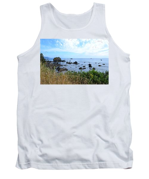 Northern California Coast2 Tank Top by Zawhaus Photography