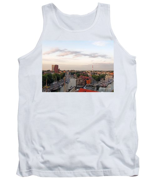 Old Town Klaipeda. Lithuania. Tank Top