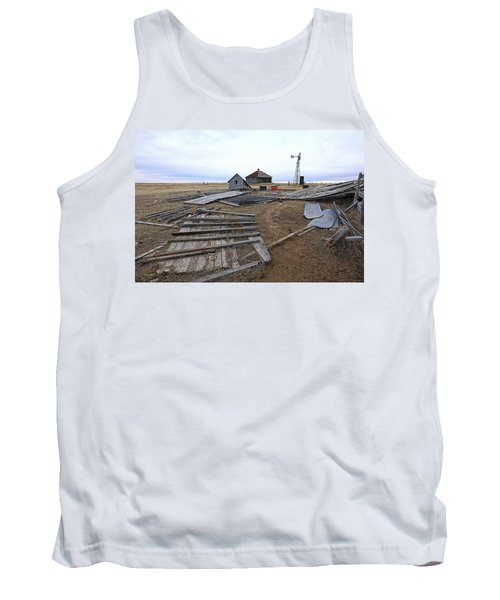Once There Was A Farm Tank Top