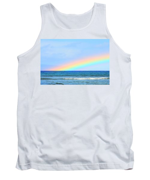 Pastel Rainbow Tank Top