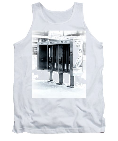 Pay Phones - Still In Nyc Tank Top