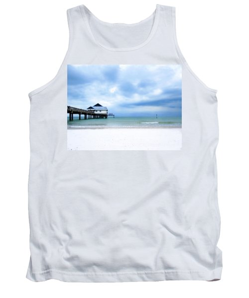 Pier 60 At Clearwater Beach Florida Tank Top