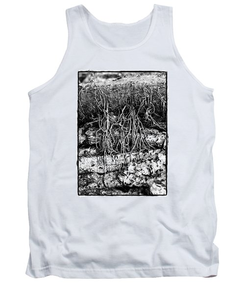 Poison Ivy Roots Tank Top by Judi Bagwell