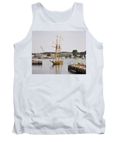 Pride Of Baltimore II Pb2p Tank Top