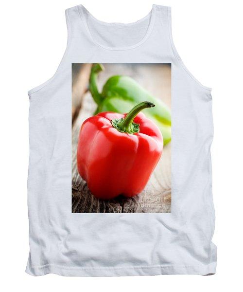 Red Pepper Tank Top