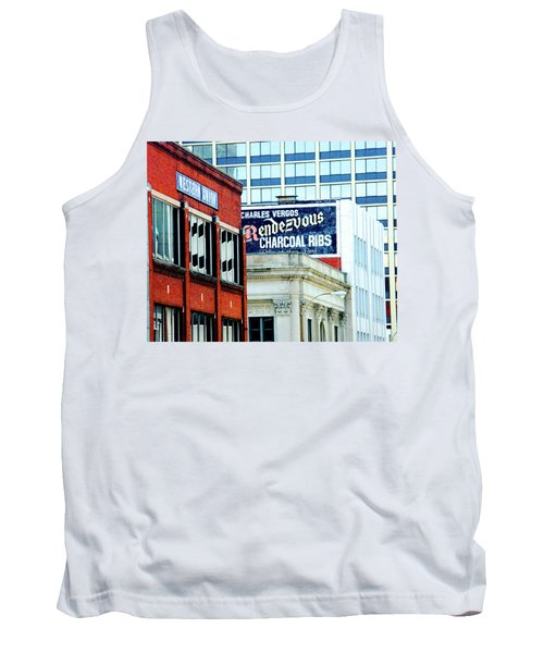 Tank Top featuring the photograph Rendezvous by Lizi Beard-Ward