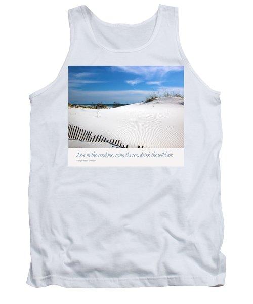 Sand Dunes Dream 3 Tank Top