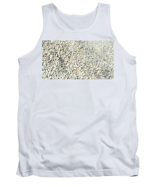 Tank Top featuring the photograph Sea Shells by Yew Kwang