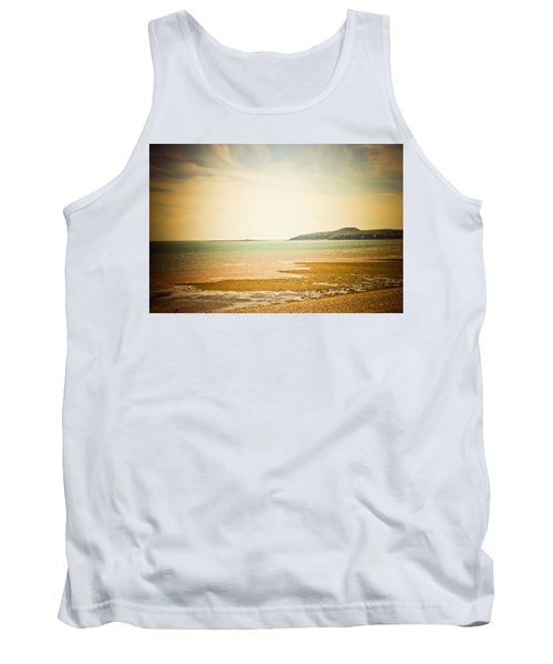 Tank Top featuring the photograph Serenity by Sara Frank