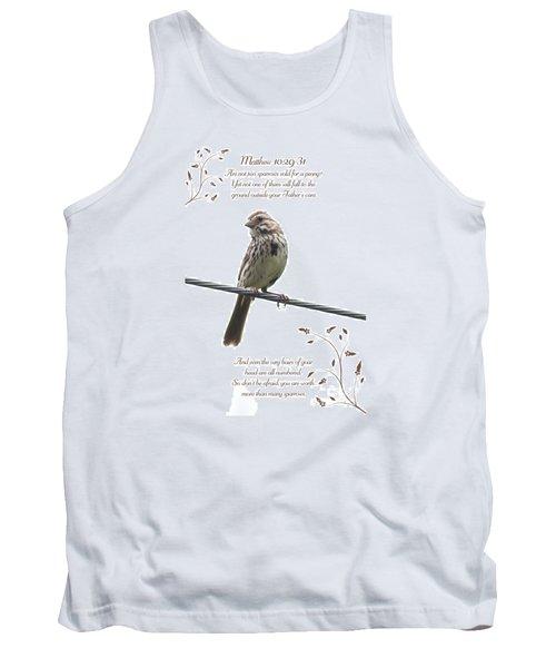 Sparrow Tank Top