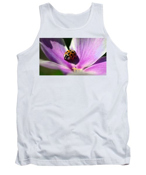 Spotted Lady Tank Top