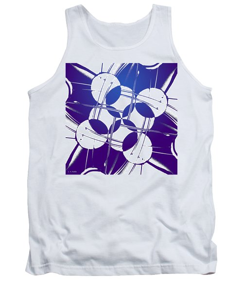 Tank Top featuring the photograph Square Circles by Lauren Radke