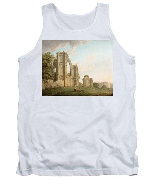 St Mary's Abbey -york Tank Top