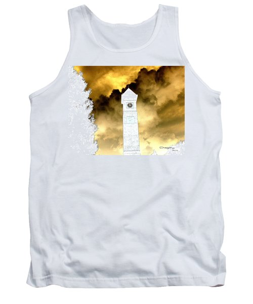Storm Clouds Tank Top by Greg Moores