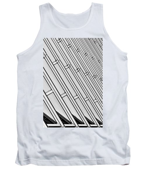 Structural Intrigue Tank Top