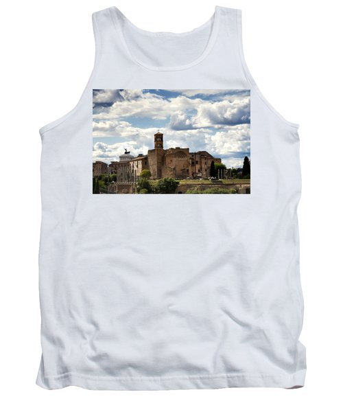 Temple Of Venus And Roma Tank Top