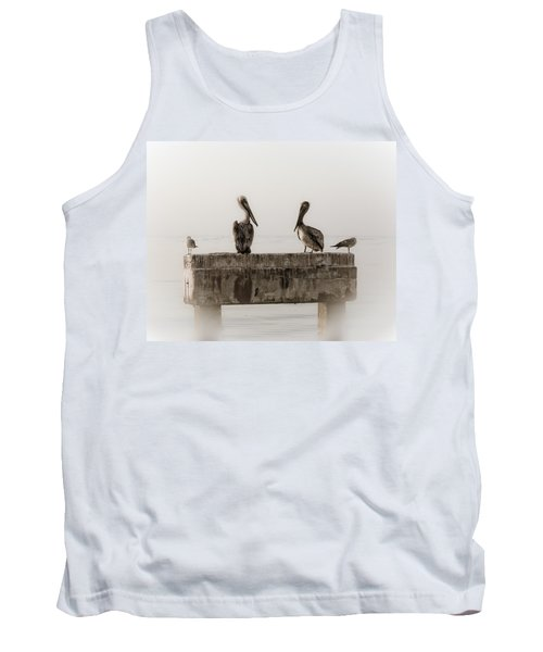 The Comedians Tank Top