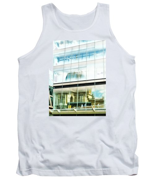 The Restaurant With A View Of St Pauls Cathedral Tank Top