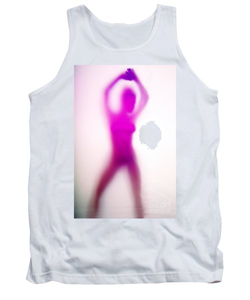 Tank Top featuring the photograph The Screening Room IIi by Clayton Bruster
