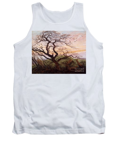 The Tree Of Crows Tank Top