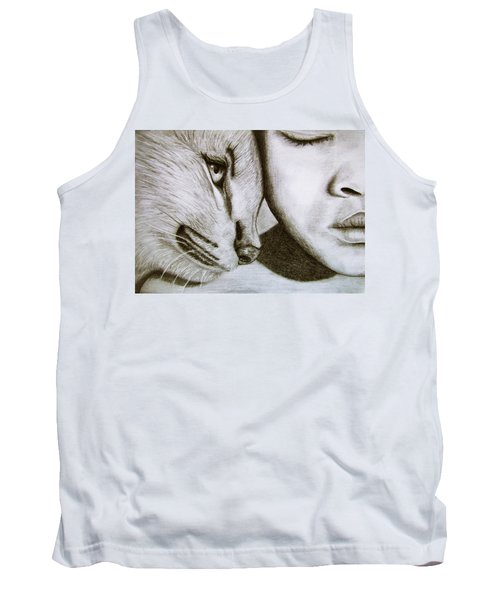 The Wild And The Innocent Tank Top