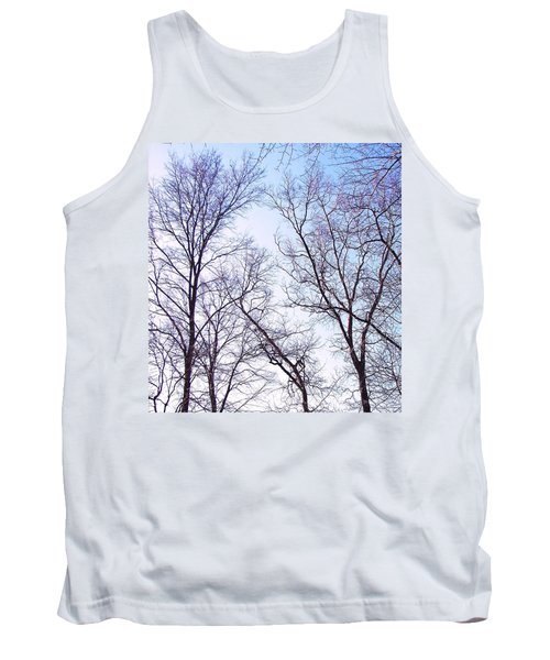 Tank Top featuring the photograph Through To Heaven by Pamela Hyde Wilson