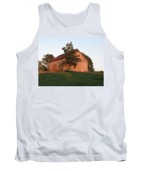 Tobacco Barn II In Color Tank Top