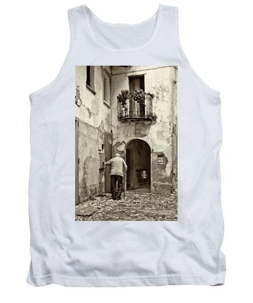 Toward Home Tank Top