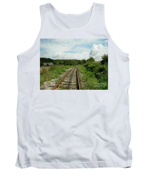 Traveling Towards One's Dream Tank Top