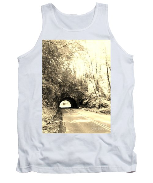 Tunnel Vision Tank Top