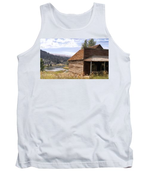 Vc Backyard Tank Top