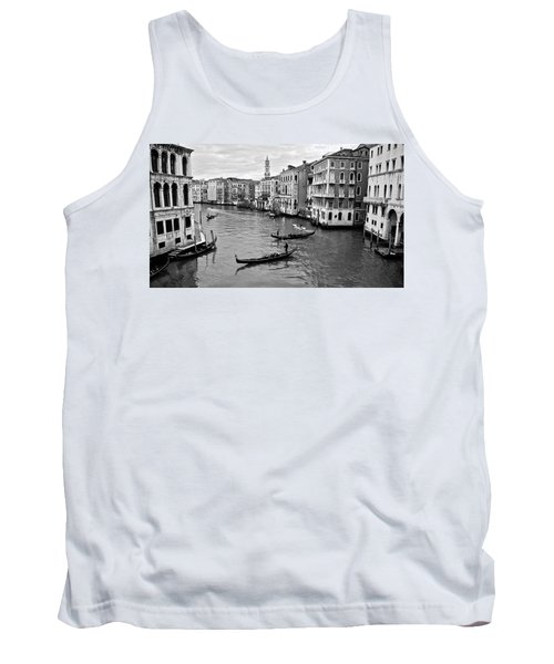 Tank Top featuring the photograph Venezia by Eric Tressler