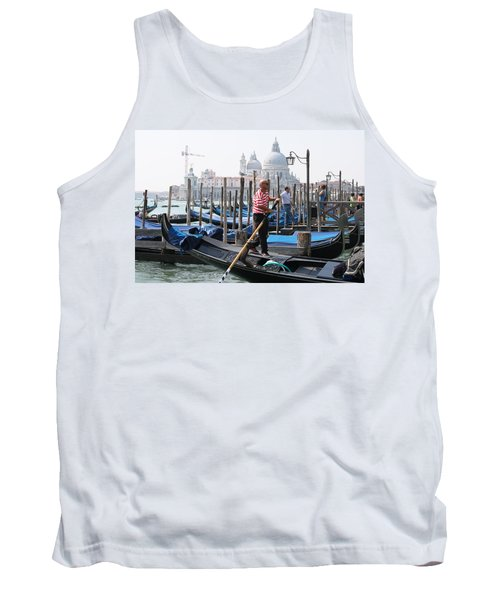 Venice Tank Top by Mary-Lee Sanders