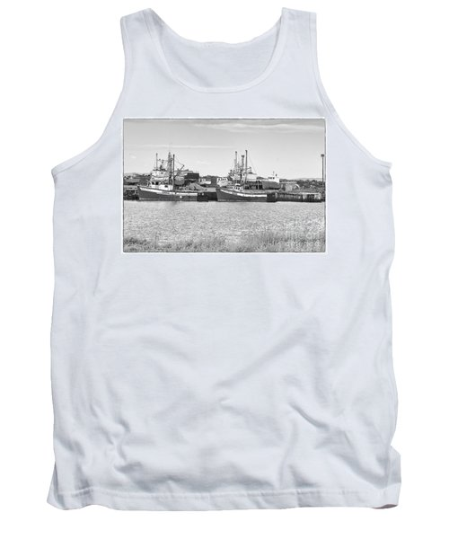 Tank Top featuring the photograph Waiting by Eunice Gibb